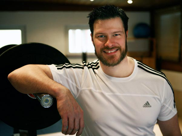 Personal Trainer Mark Sandmann, A-Lizenz Trainer Gewichtheben